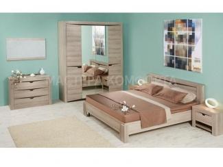 Спальня Гарда, Мебельная фабрика Мастера Комфорта, г. Краснодар
