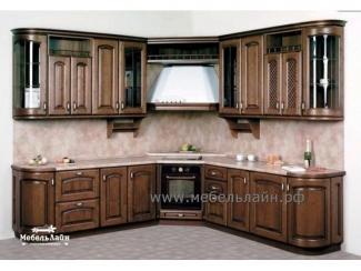 Угловая кухня классика, Мебельная фабрика МебельЛайн, г. Самара
