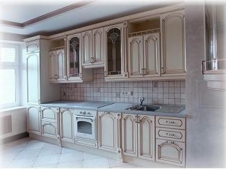 Кухня светлая, Мебельная фабрика Мебель Парк, г. Москва