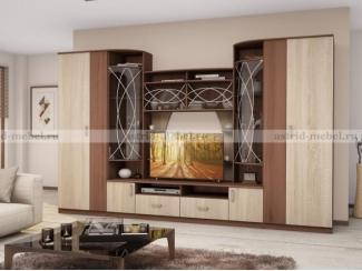 Гостиная Палермо , Мебельная фабрика Астрид-Мебель, г. Пенза