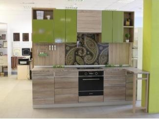 Прямая кухня, Мебельная фабрика CALYPSO, г. Рязань