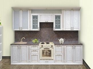 Кухня прямая Надежда, Мебельная фабрика ДОК-Сервис, г. Ульяновск