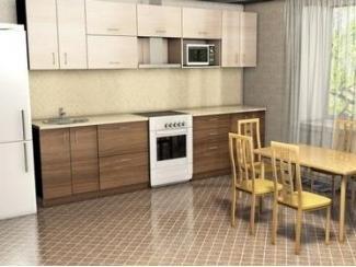 Кухня прямая НИКА ЛДСП, Мебельная фабрика Милана, г. Уфа