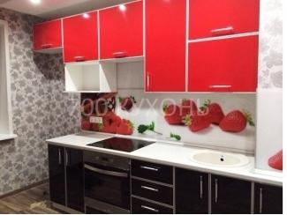 Прямая кухня, Мебельная фабрика 700 Кухонь, Клин