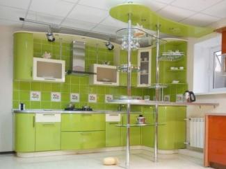 Кухня Елена эмаль, Мебельная фабрика Кузьминки-мебель, г. Москва