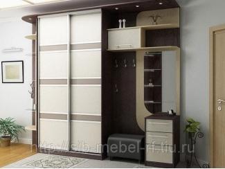 Прихожая 21, Мебельная фабрика Сиб-Мебель, г. Новосибирск