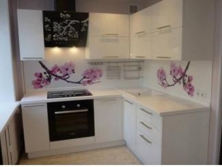 Кухня Эмаль Сакура, Мебельная фабрика Кухни Дизайн, г. Пенза