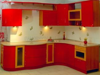 Кухня Монро мдф эмаль, Мебельная фабрика Фаворит, г. Красноярск