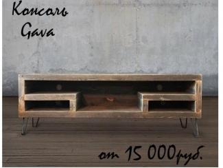 Консоль Gava, Мебельная фабрика Tayga, г. Орел