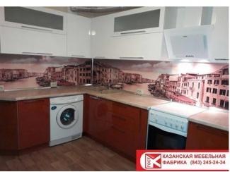 Угловая кухня Эмаль, Мебельная фабрика ГОСТ, г. Казань