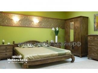 Спальный гарнитур из дерева, Мебельная фабрика МебельЛайн, г. Самара
