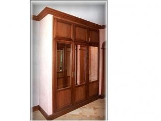 Шкаф для верхней одежды в прихожей, Мебельная фабрика Мебель Парк, г. Москва