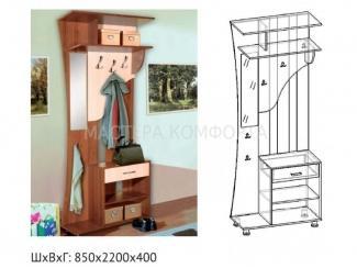 Прихожая АЭЛИТА 1, Мебельная фабрика Мастера Комфорта, г. Краснодар