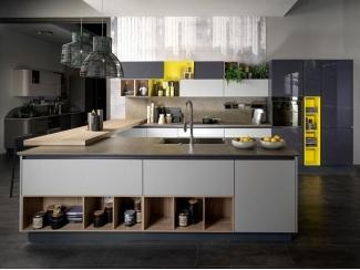 Кухонный гарнитур ИН-6, Мебельная фабрика АКАМ, г. Москва