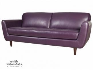 Утонченный кожаный диван King, Мебельная фабрика МебельЛайн, г. Самара