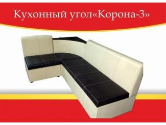 Угол кухонный Корона-3 со спальным местом, Мебельная фабрика Корона, с. Чалтырь