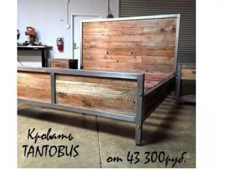 Кровать Tantobus, Мебельная фабрика Tayga, г. Орел
