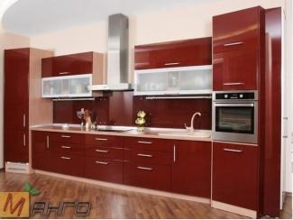 Прямой кухонный гарнитур Тифани, Мебельная фабрика Манго, г. Пенза