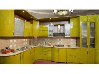 Большая кухня с фасадами эмаль , Мебельная фабрика Вектра-мебель, г. Невинномысск