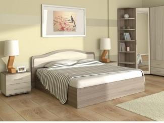 Кровать 160 Лиана, Мебельная фабрика Гайвамебель, г. Пермь
