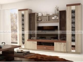 Гостиная Палермо 4, Мебельная фабрика Астрид-Мебель, г. Пенза