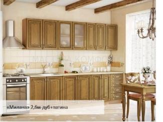 Кухня МДФ ПВХ классика Милана, Мебельная фабрика Мастера Комфорта, г. Краснодар