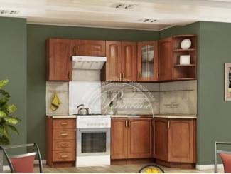 Кухня из массива 8, Мебельная фабрика Ренессанс, г. Кузнецк