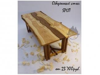Обеденный стол Split, Мебельная фабрика Tayga, г. Орел