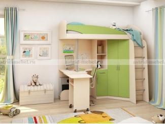Детская Геометрия 1, Мебельная фабрика Астрид-Мебель, г. Пенза