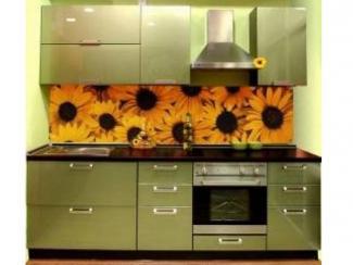 Кухня Орхидея-24 фотопечать, Мебельная фабрика MForest, г. Ульяновск