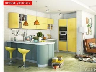 Кухонный гарнитур Виола, Мебельная фабрика ВерноКухни, г. Челябинск