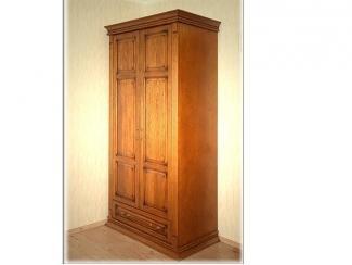 Классический шкаф из массива, Мебельная фабрика Мебель Парк, г. Москва