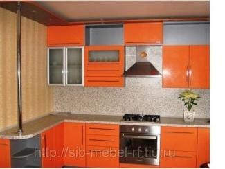 Угловая кухня 9, Мебельная фабрика Сиб-Мебель, г. Новосибирск