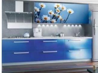 Кухня Орхидея-32 фотопечать, Мебельная фабрика MForest, г. Ульяновск