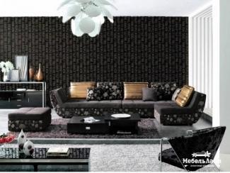 Мягкий диван с низкими спинками Сильва, Мебельная фабрика МебельЛайн, г. Самара
