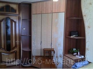 Шкаф угловой 5, Мебельная фабрика Сиб-Мебель, г. Новосибирск