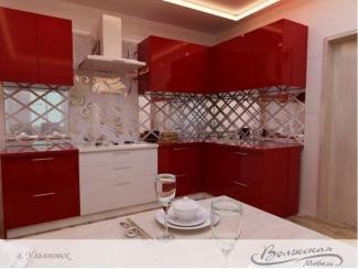 Кухня Юкара, Мебельная фабрика Волжская мебель, г. Ульяновск