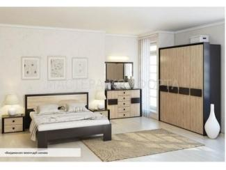 Спальня Вирджиния с 3-х дверным шкафом, Мебельная фабрика Мастера Комфорта, г. Краснодар
