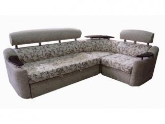 Диван-кровать угловой Элегант 14 МДФ, Мебельная фабрика Элегант, г. Краснодар