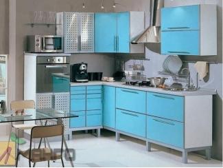 Угловая кухня Блю, Мебельная фабрика Манго, г. Пенза