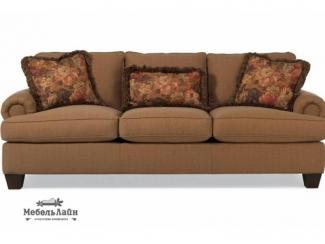 Мягкая раскладная софа со съемными подушками Ledssi, Мебельная фабрика МебельЛайн, г. Самара
