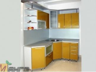 Небольшой кухонный гарнитур Трилогия, Мебельная фабрика Манго, г. Пенза