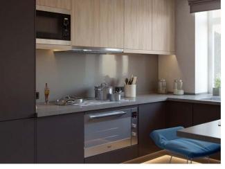 Кухонный гарнитур 3Д-2, Мебельная фабрика АКАМ, г. Москва