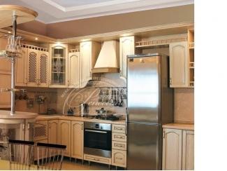 Кухня из массива 6, Мебельная фабрика Ренессанс, г. Кузнецк