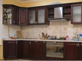 Кухня МАССИВ Мария, Мебельная фабрика Кухни Дизайн, г. Пенза