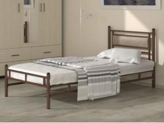 Кровать металлическая 90 Мелина, Мебельная фабрика Гайвамебель, г. Пермь