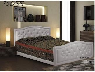 Кровать Florencia 2 , Мебельная фабрика DOSS, г. Новосибирск