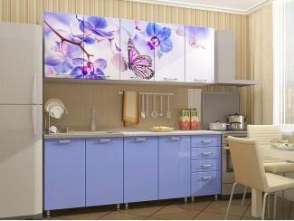Кухня с фотопечатью 002, Мебельная фабрика Гранд Мебель, г. Кузнецк