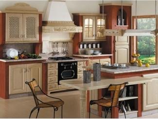 Кухонный гарнитур ИТ-10, Мебельная фабрика АКАМ, г. Москва