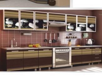 Кухня угловая Фотопечать 09, Мебельная фабрика Форт, г. Ульяновск